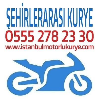 Şehirlerarası Motorlu Kurye
