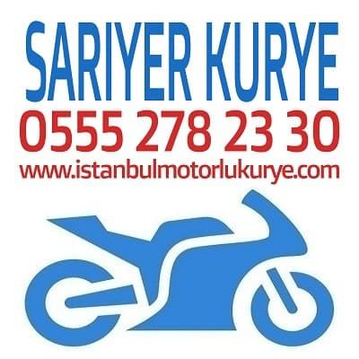 Sarıyer Motorlu Kurye