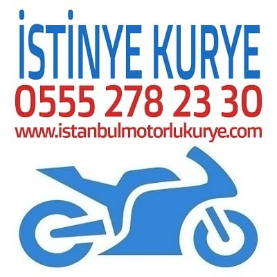İstinye Motorlu Kurye