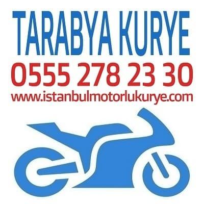 Tarabya Motorlu Kurye
